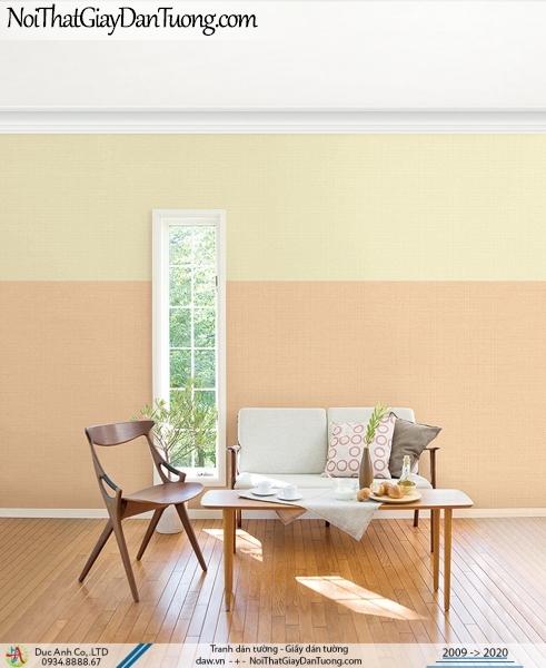 ARTBOOK | Giấy dán tường trơn, màu vàng và màu vàng cam | Giấy dán tường Hàn Quốc Artbook 57186-5 - 57186-4