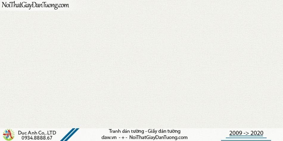 Art Deco | Giấy dán tường trơn, gân trơn màu trắng xám, màu kem | Giấy dán tường Hàn Quốc Art Deco 8254-3