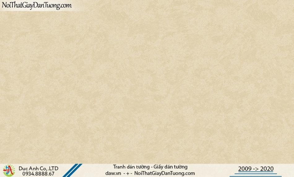 CASSIA | giấy dán tường họa tiết xi măng màu vàng, giấy gân sần trơn nhám | Giấy dán tường Cassia 8662-3
