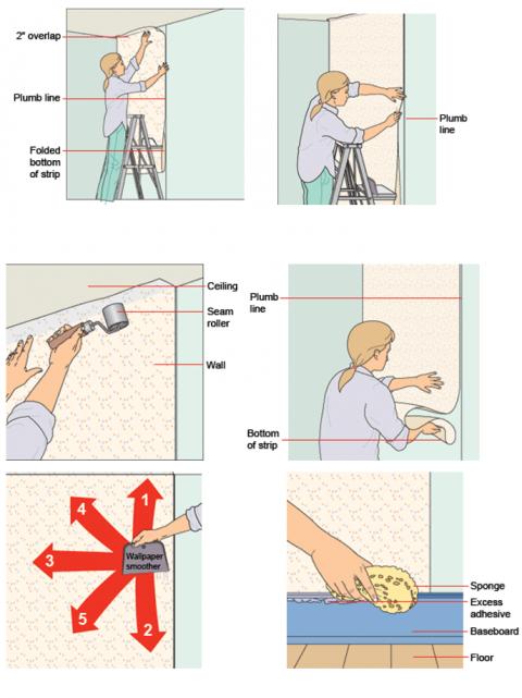 CASSIA |Giấy dán tường màu xám trơn, giấy gân họa tiết sọc đứt đoạn ngắn | Giấy dán tường Cassia 8657-1