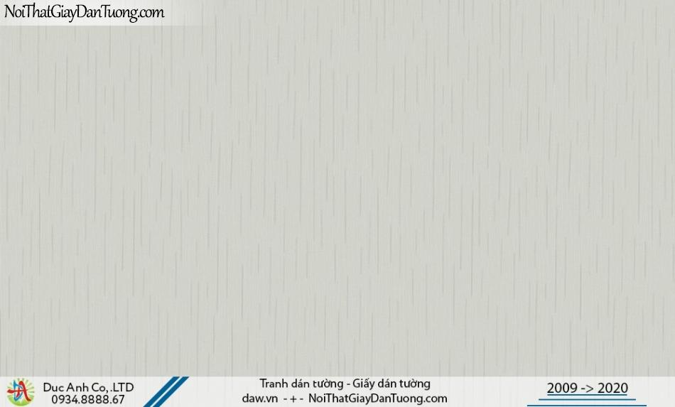 CASSIA | giấy dán tường trơn, gân trơn màu xám xanh| Giấy dán tường Cassia 8653-3