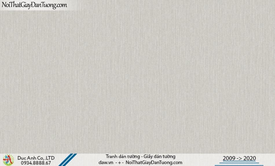 CASSIA | giấy dán tường trơn màu xám, giấy gân sần nhám | Giấy dán tường Cassia 8666-3