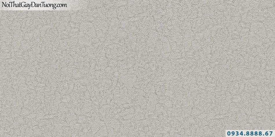 Giấy dán tường màu xám, giấy gân chân chim | Giấy dán tường Lucky 13081