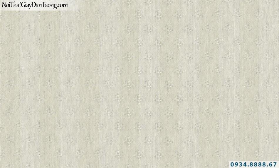 Giấy dán tường dạng ca rô màu vàng chánh | Giấy dán tường Lucky 15164