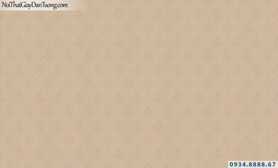 Giấy dán tường màu vàng họa tiết dạng ca rô | Giấy dán tường Lucky 15165