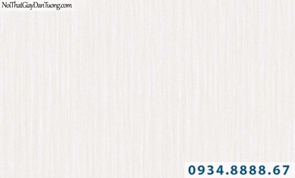Giấy dán tường gân uốn lượn xuôi màu kem | Giấy dán tường GARDA 31181