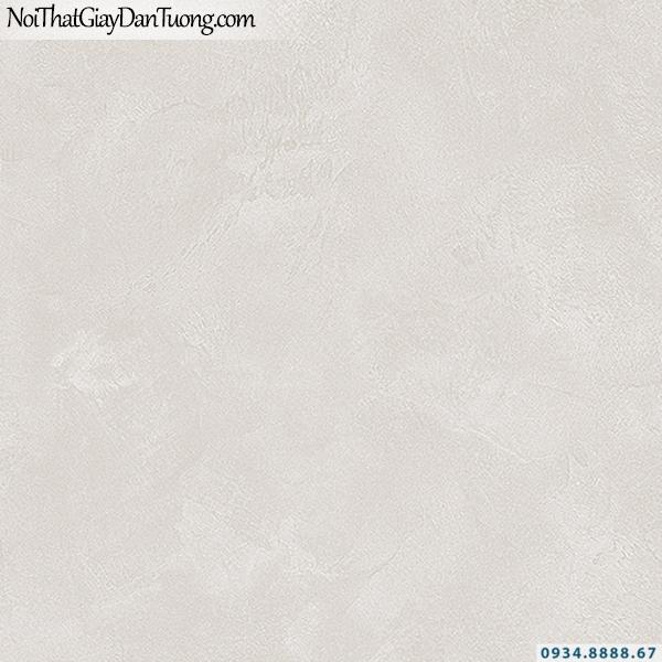 Giấy dán tường giả màu bê tông, màu xám nhạt | 3D | Hàn Quốc | Stone & Natural 85090-4