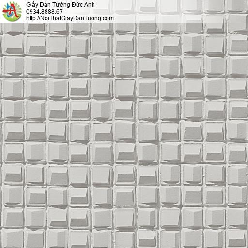 the ACE, Giấy dán tường Walltex WT 1809-3 | giấy dán tường 3D màu xám