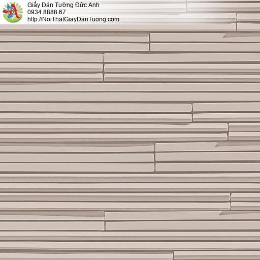 the ACE, Walltex WT 1811-3 | Giấy dán tường kẻ sọc ngang màu hồng nhạt