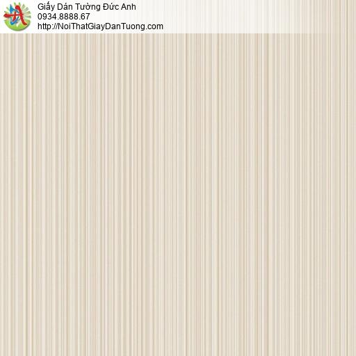 the ACE, Walltex WT 1812-2 | Giấy dán tường kẻ sọc nhỏ màu vàng nhạt