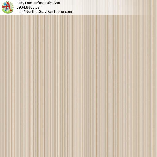 the ACE, Walltex WT 1812-3 | Giấy dán tường kẻ sọc nhuyễn nhỏ màu vàng