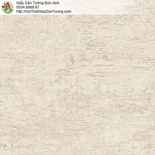 Giấy dán tường Florence 82041-2 | Giấy dán tường gân màu vàng nhạt