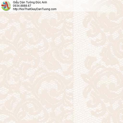 Giấy dán tường Florence 82043-2 | Giấy dán tường hoa văn màu hồng nhạt