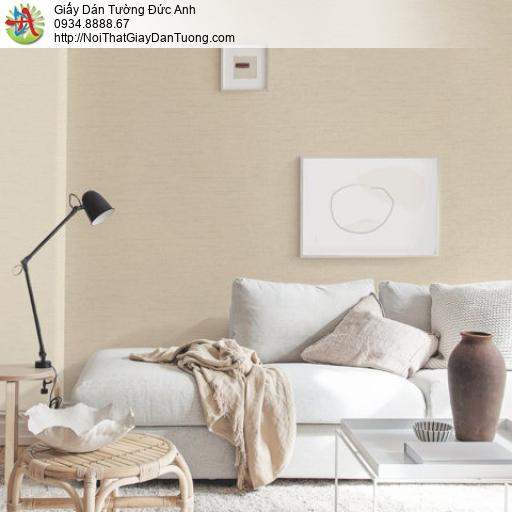 Giấy dán tường màu vàng, giấy gân trơn nhỏ | Sketch 15058-5 vs 15058-6