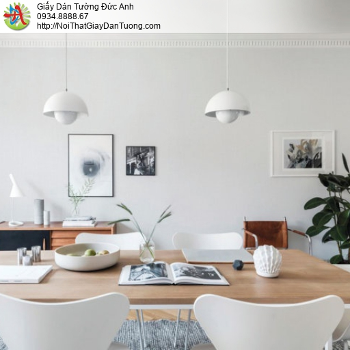 Giấy dán tường màu xám nhạt, giấy phòng khách đẹp | SKETCH 15076-3