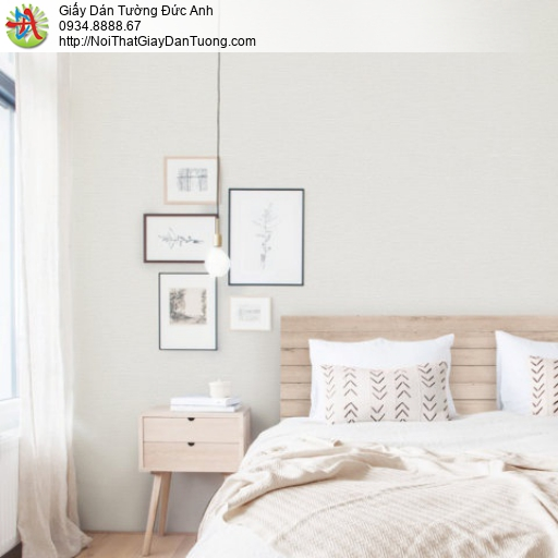 Giấy dán tường màu kem | giấy dán tường ở quận 4 | SKETCH 15072-3