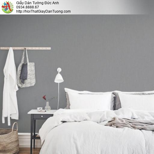Giấy dán tường màu xám, giấy điểm nhấn phòng ngủ | SKETCH 15076-5