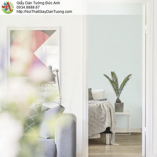 Giấy dán tường màu xanh nhạt, giấy dán tường quận 8 | SKETCH 15077-3