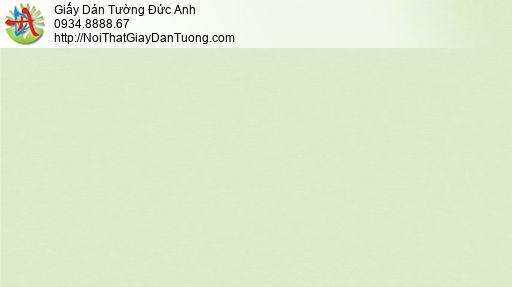 giấy dán tường màu xanh nõn chuối, gân màu vàng chanh | SKETCH 15077-1