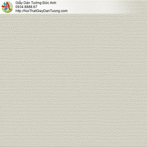 Giấy dán tường sọc ngang màu xám xanh rêu, sọc nhỏ Lohas 87384-3