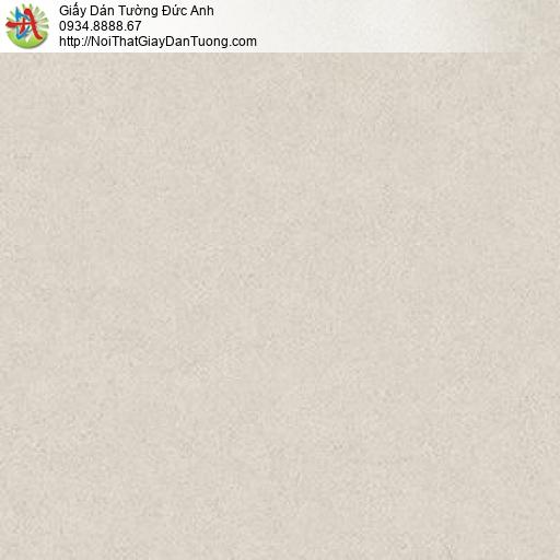 87408-6, giấy dán tường họa tiết vân bê tông màu vàng đất, nâu đất đẹp