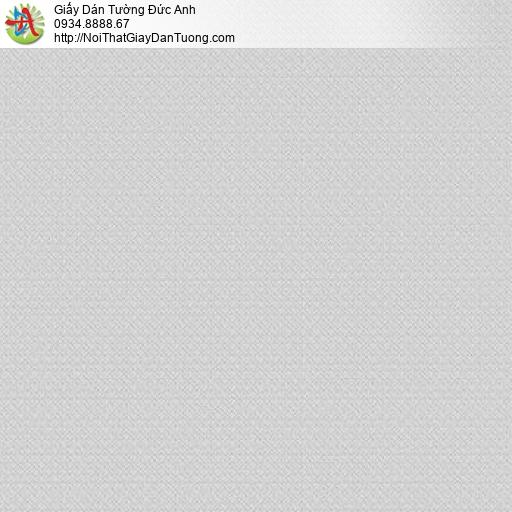 87413-2 giấy dán tường vân chìm họa tiết chéo ca rô màu xám nhạt