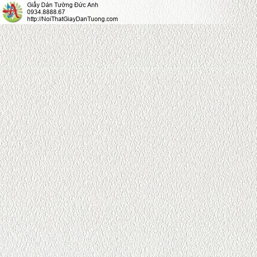 87420-1 giấy dán tường gân màu trắng xam, giấy gân to, gân sần