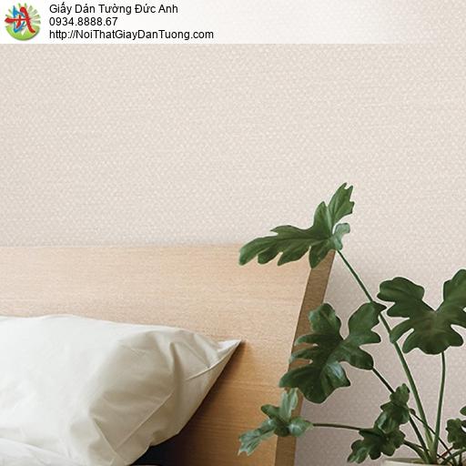 87420-3 Giấy dán tường dạng gân một màu đơn sắc, phong cách hiện đại