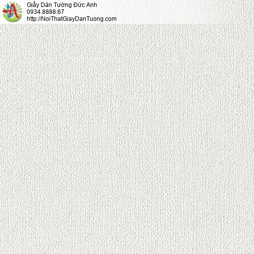 87421-1 Giấy dán tường gân nhỏ màu trắng xám, phong cách hiện đại