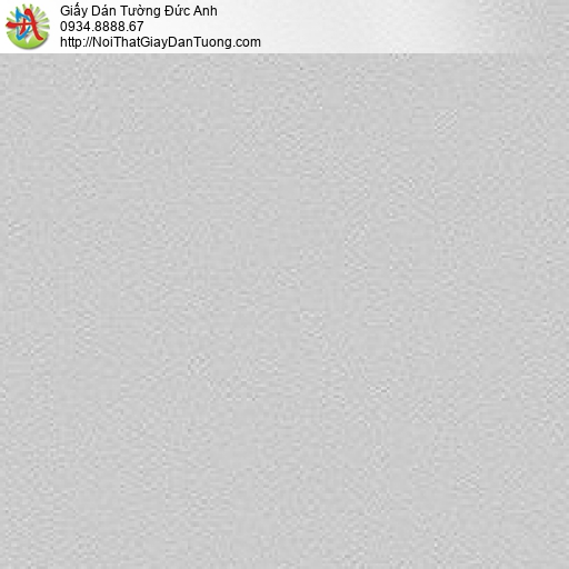 87423-2 Giấy dán tường trơn màu xám nhạt, giấy dán tường phòng ngủ đẹp