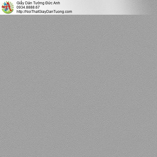 87423-3 Giấy dán tường trơn màu xám, điểm nhấn phòng khách đẹp
