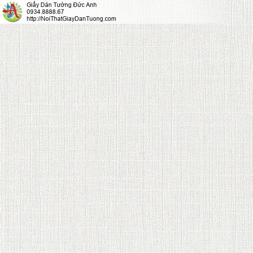 87426-1 Giấy dán tường dạng gân màu trắng, bán giấy dán tường Tphcm