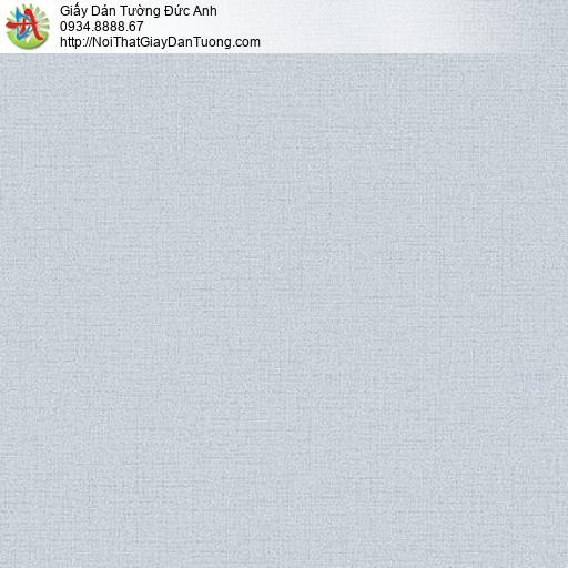 87426-7 Giấy dán tường vân nhỏ, giấy gân màu xám xanh, giấy đơn sắc