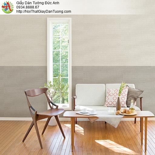 87427-3 Giấy dán tường trơn màu vàng, giấy dán tường đẹp cho căn hộ