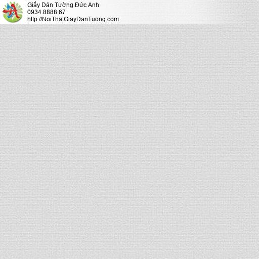 87429-6 Giấy dán tường gân trơn màu xám, mẫu mới 2020 - 2021