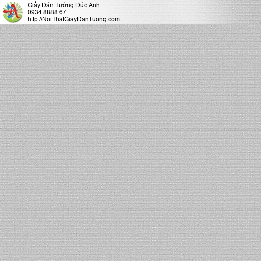 87429-8 Giấy dán tường gân màu xám, màu xám tro trang trí điểm nhấn