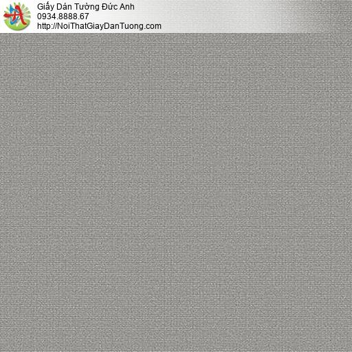 87429-9 Giấy dán tường gân xám, màu xám đậm, xám nâu mới nhất