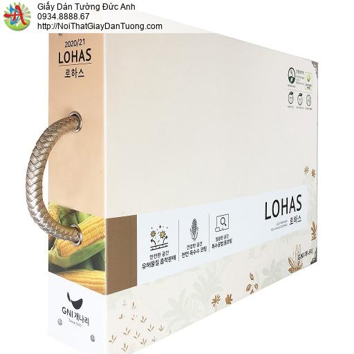 Giấy dán tường LOHAS 2020 - 2021, Bán và thi công tại Tphcm