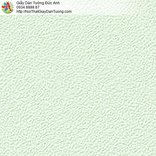 5535-16 Giấy dán tường gân nổi màu xanh nhạt, giấy dán tường đơn giản