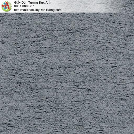 5546-5 Giấy dán tường vân vỏ cây màu xám, vân sần màu xám tro