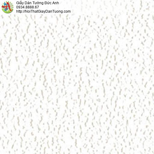 5547-1 Giấy dán tường dạng gân màu trắng, giấy dán tường hiện đại