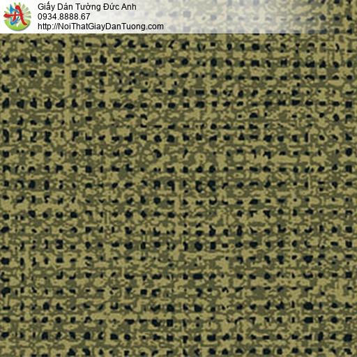 5548-10 Giấy dán tường chấm bi màu vàng đậm, màu vàng đen, xanh chuối