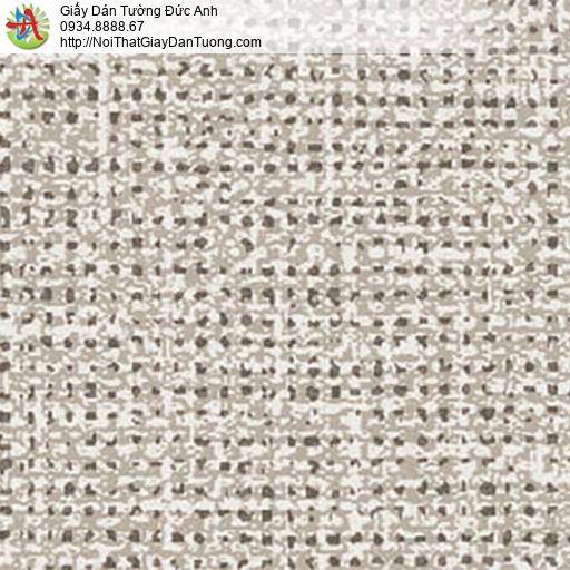5548-3 giấy dán tường dạng chấm bi màu xám vàng, giấy dán tường mới