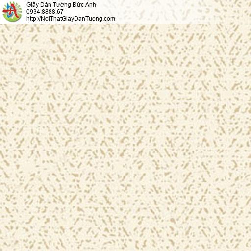 5549-2 Giấy dán tường màu vàng nhạt họa tiết đơn giản hiện đại
