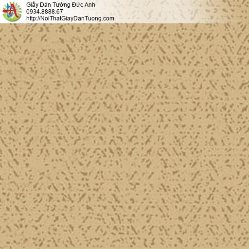 5549-4 Giấy dán tường họa tiết đơn giản màu vàng cam nhạt, vàng đồng