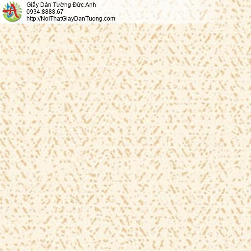 5549-6 Giấy dán tường màu vàng nhạt, hoa văn đơn giản màu cam nhạt