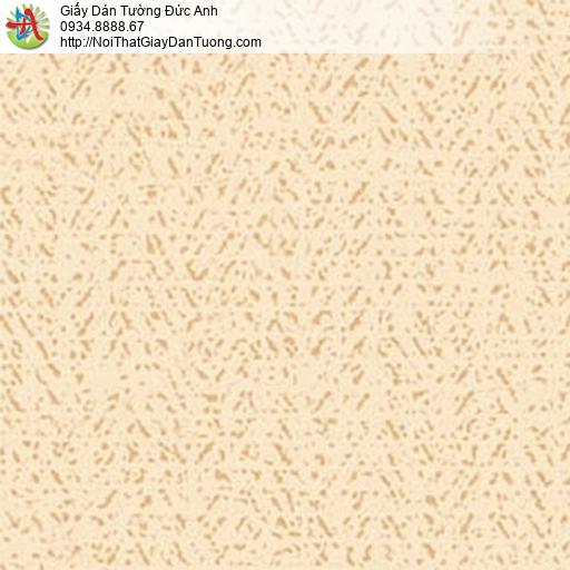 5549-7 Giấy dán tường màu vàng cam nhạt hoa văn họa tiết đơn giản