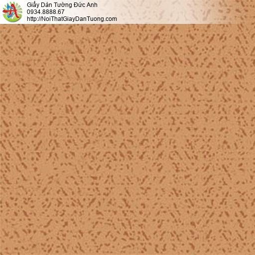 5549-9 Giấy dán tường màu cam đỏ, giấy màu cam vàng đẹp hiện đại