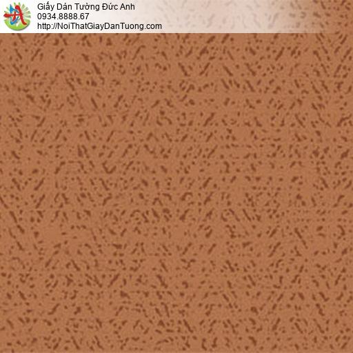5549-10 Giấy dán tường màu cam, giấy họa tiết đơn giản màu cam đỏ