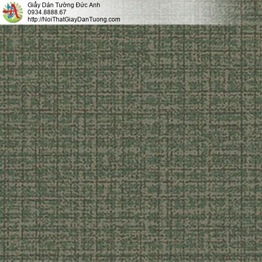 5550-5 Giấy dán tường màu xanh lá cây đậm, màu xanh ngọc, màu xanh rêu